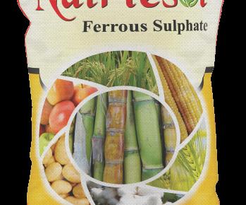 FERROUS SULPHATE 19