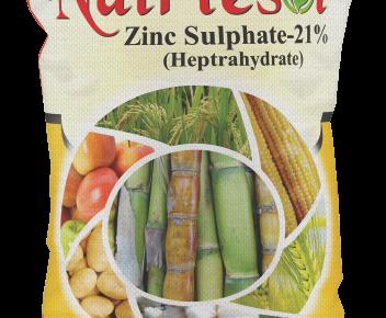 ZINC SULPHATE 21